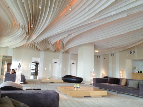 Hilton Pattaya: lobby