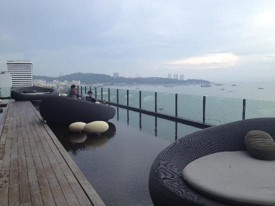 Hilton Pattaya: pool