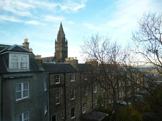 BEST WESTERN PLUS Edinburgh City Centre Bruntsfield Hotel: view from room