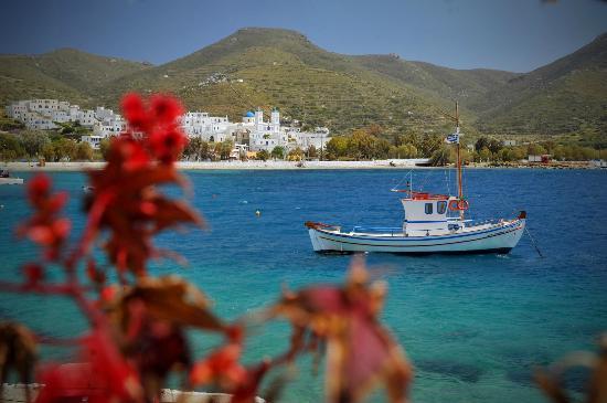 Aegialis Hotel & Spa: Аморгос