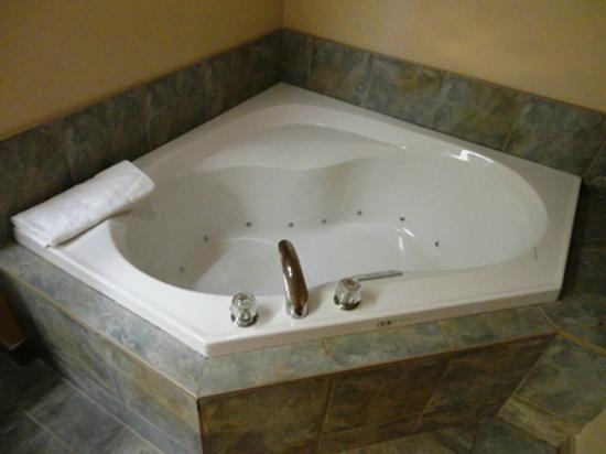 Comfort Inn & Suites Shawinigan: ジェットバス