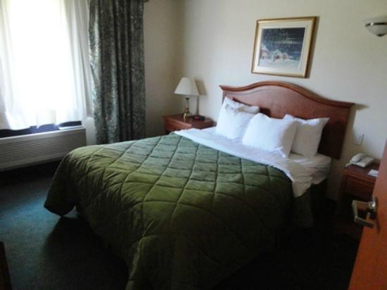 Comfort Inn & Suites Shawinigan: ベッド