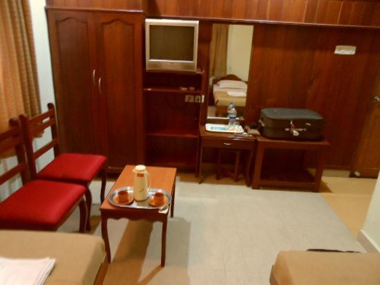 Vistana Hotel: Corner room