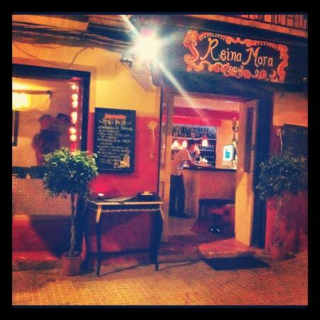 Restaurante reina mora en palma de mallorca con cocina - Cocinas palma de mallorca ...