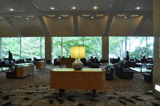 Grand Prince Hotel New Takanawa: lobby