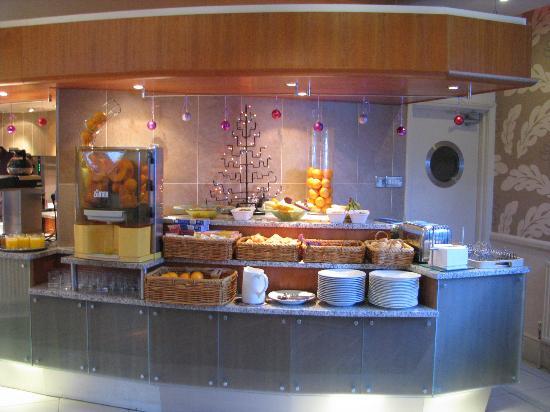 Galaxie Hotel: breakfast