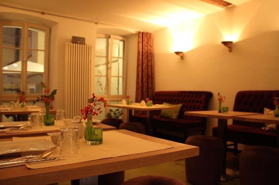 Hotel Fuchs: Frühstücksraum