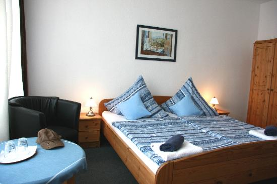 Hotel Alte Schmiede: Doppelzimmer