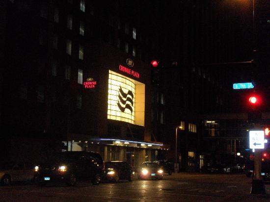 明尼阿波利斯市區(北極星購物中心)皇冠假日飯店照片