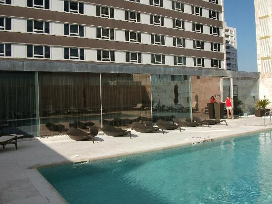 Pool spa area picture of sheraton lisboa hotel spa - Hotels in lisbon portugal with swimming pool ...