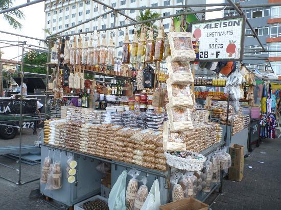 Aparador De Aliança Prata ~ Foto de Meireles Beach, Fortaleza Feira de artesanato TripAdvisor