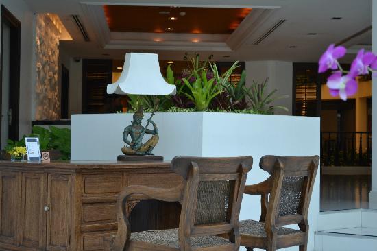 Siam Bayshore: Lobby