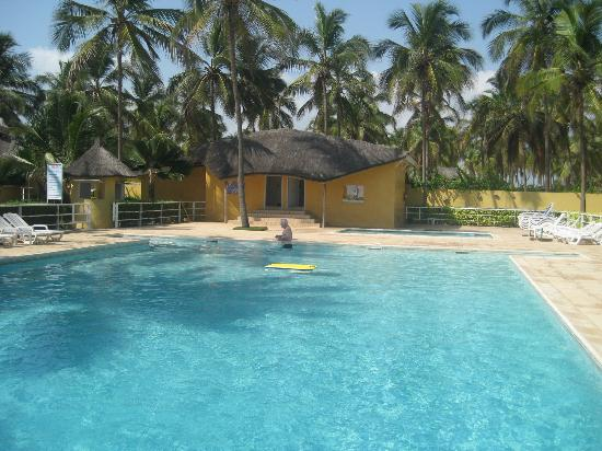 Ouidah, Benin: pool