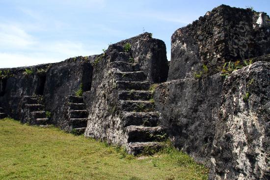 Тоамасина (Таматаве), Мадагаскар: L'intérieur du fort