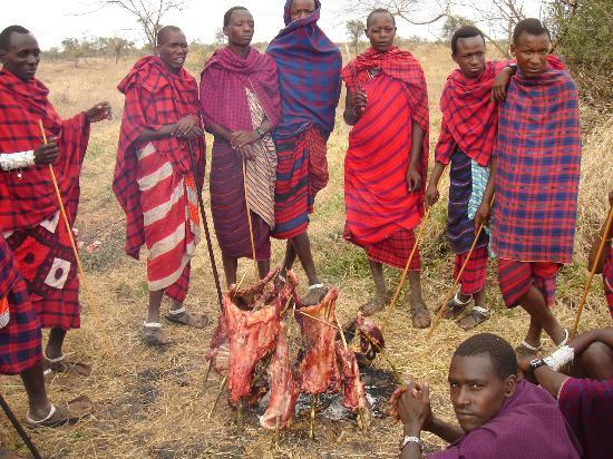 Mlimani Safaris Africa: masai - sourthern tarangire