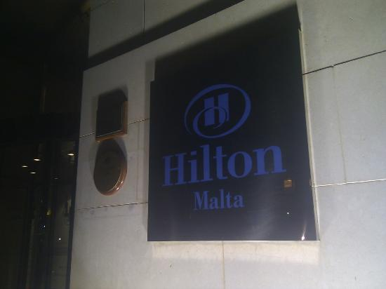Hilton Malta: Hotell Hilton