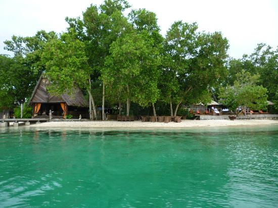 Ratua Island Resort & Spa: Ratua
