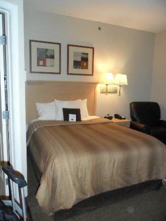 Candlewood Suites Sheridan: Suite monolocale con matrimoniale