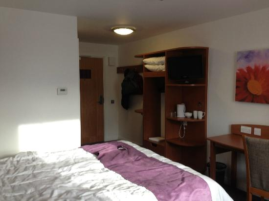 Premier Inn Scunthorpe Hotel: View from the Window side of the room