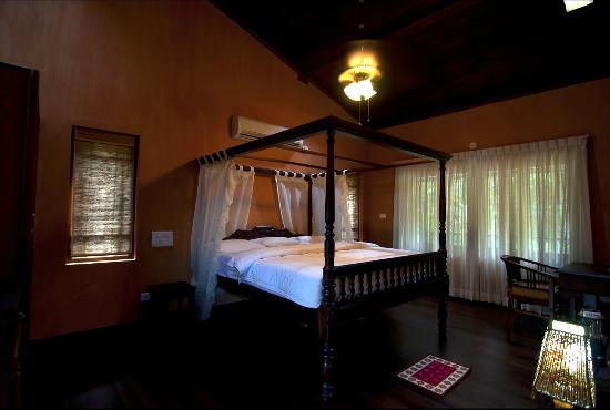 Wild Woods Spa and Resort: Interior Luxury Cottage