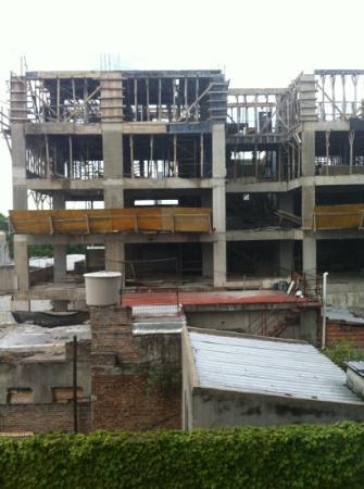 Hollywood Suites & Lofts 2-Las Suites : le fameux chantier