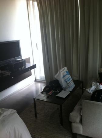 Hollywood Suites & Lofts 2-Las Suites : le coin salon