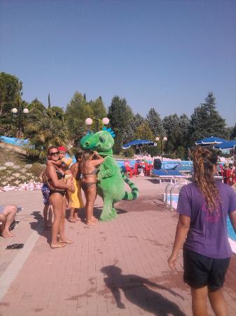 Centro Vacanze Verde Azzurro : lilooooooooooo