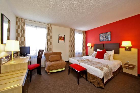 Hotel de Selves: chambre confort +