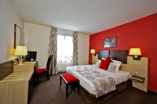 Hotel de Selves: chambre confort
