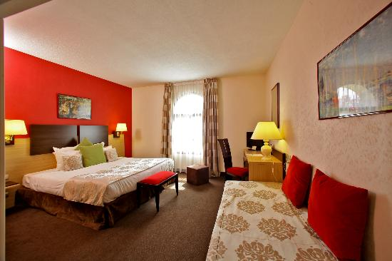 Hotel de Selves: chambre familliale