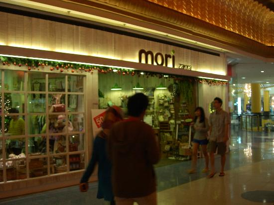 Sunway Resort Hotel & Spa: Mori Zakka, Gift and Craft shop, Mall