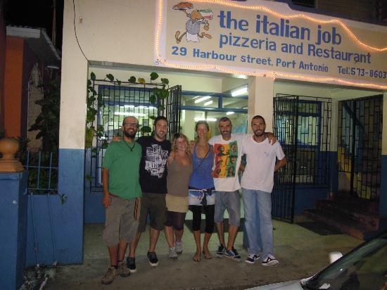 The Italian Job: ...il nostro ristorante preferito!! ;-)