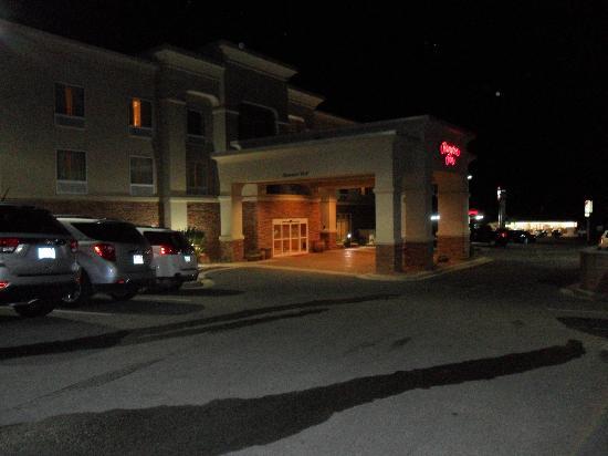 Hampton Inn Moab: esterno