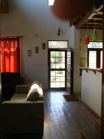 Himalayan Anchor: living area