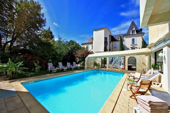 Hotel de Selves: piscine découverte