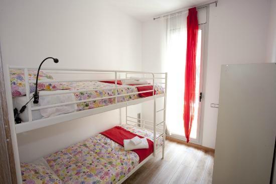 Coroleu House Barcelona: Private 2 people room