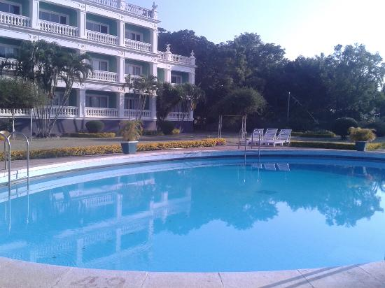 Pool Picture Of Lalitha Mahal Palace Hotel Mysuru Mysore Tripadvisor