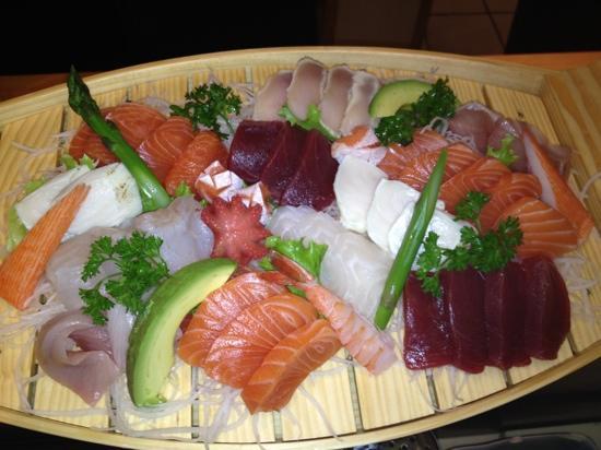 Mi-Ne Japanese Restaurant: yammy