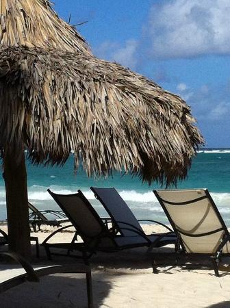 Paradisus Punta Cana: tres belle plage bien emmenagée
