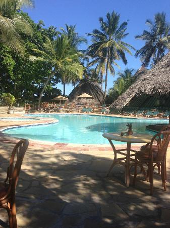 Pinewood Beach Resort & Spa : The pool area