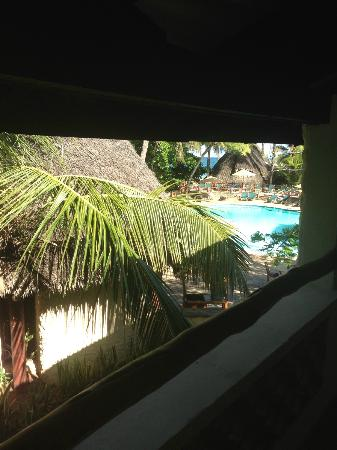 Pinewood Beach Resort & Spa: View from our balcony