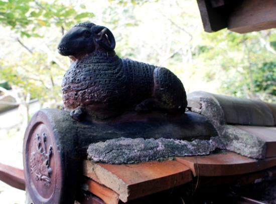 Amazu Shrine: 未