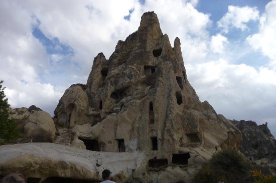 Cappadocia Urban Adventures: Hi Rise in Cappadocia
