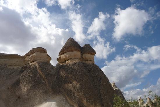 Cappadocia Urban Adventures: Pumice stone peaks