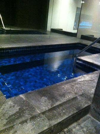 Fraser Suites Sydney: The heated pool