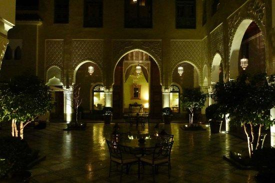 Palais Faraj Suites & Spa: uitzicht uit kamer