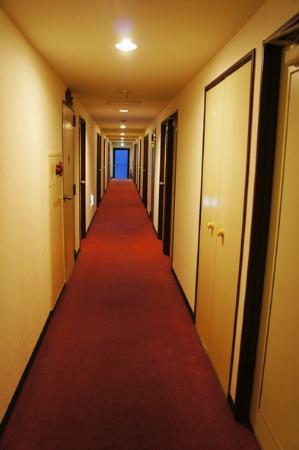 Hotel Los Inn Kochi: 廊下
