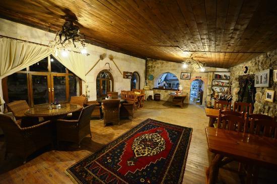 Cappadocia Akkoy Evleri Caves : Dining Area