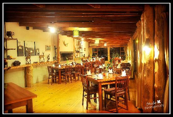 Kwelanga Country Retreat: Restaurant