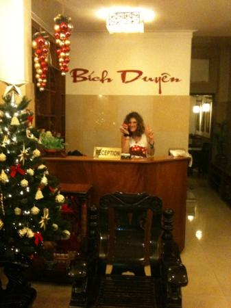 Bich Duyen Hotel: Best Hotel in Saigon